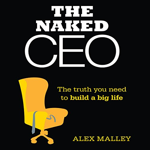 The Naked CEO audiobook cover art
