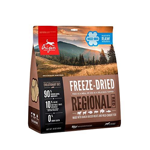 Freeze-Dried Regional Red Formula