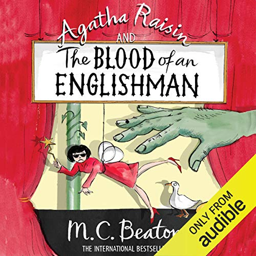 Agatha Raisin and the Blood of an Englishman Titelbild