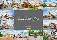 Bad Salzuflen Impressionen (Wandkalender 2022 DIN A2 quer): Zwoelf faszinierende Bilder der Stadt Bad Salzuflen (Monatskalender, 14 Seiten )