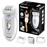 <span class='highlight'><span class='highlight'>Panasonic</span></span> ES-ED53 Wet & Dry Cordless Epilator for Women with 4 attachments