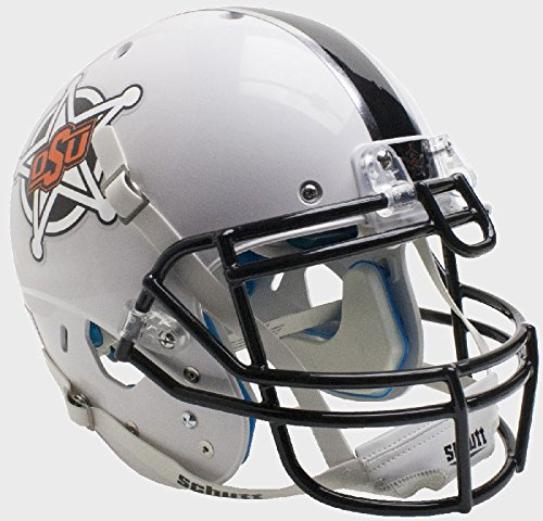 Schutt NCAA Oklahoma State Cowboys On-Field Authentic XP Football Helmet Fußballhelm, ALT 14, Einheitsgröße