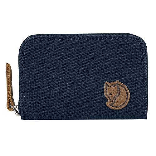 Fjällräven Zip Card Holder Wallets and Small Bags, Navy, OneSize