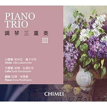 Piano Trio III