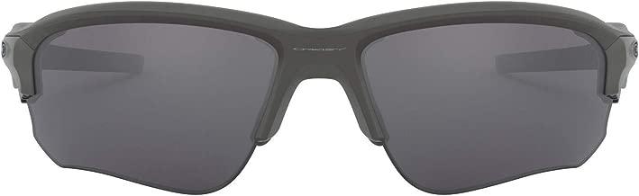 Oakley FLAK DRAFT OO9364 02 Cinza Fosco Lente Preto Iridium