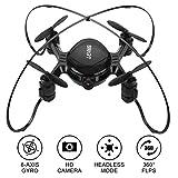 PowerLead Drone con Telecamera,Mini Drone Telecomando Quadricottero WiFi con...