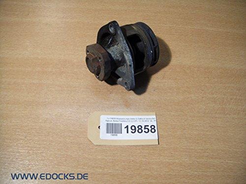 Bomba de agua Astra G Zafira A Vectra B/C Signum Sintra frontera 2,02,2DTI Opel