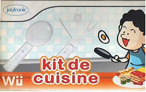 KIT DE CUISINE pour console WII - compatible Cooking Mama