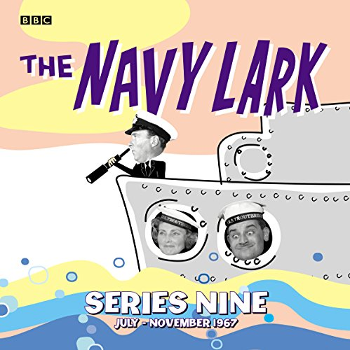 The Navy Lark, Collected Series 9 cover art