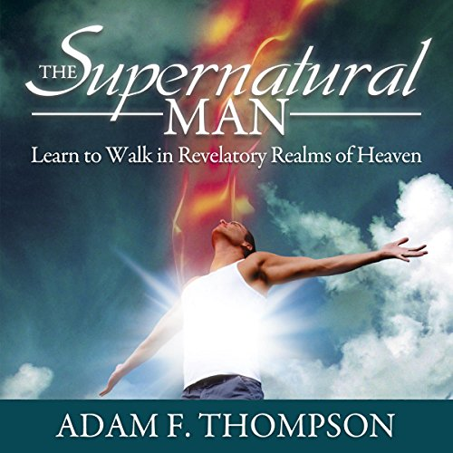 The Supernatural Man cover art
