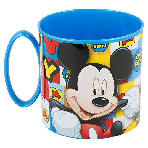 Mickey Mouse Tasse Mikrowelle 265ml Icons