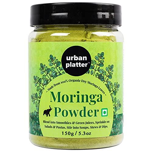 Urban Platter Moringa Leaf Powder, 150g