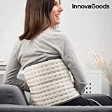 InnovaGoods IG115328 Almohadilla Eléctrica Lumbar