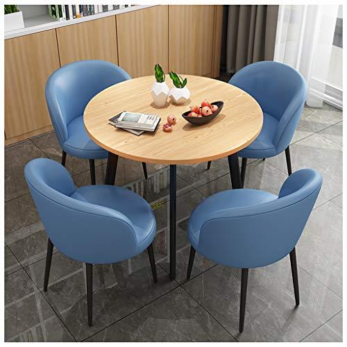 Ensemble Table Et Chaises De Bur...
