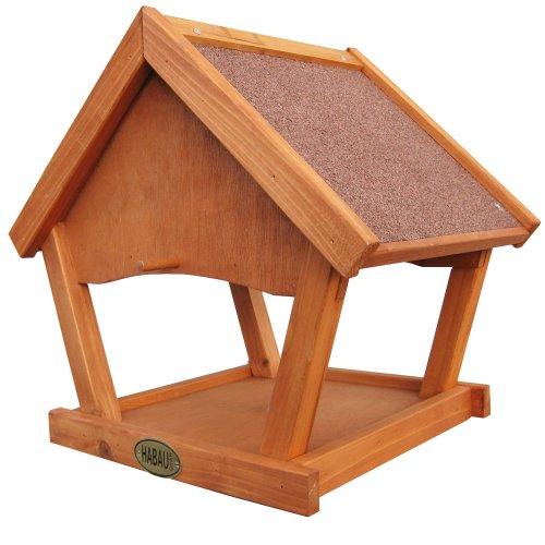 Habau 460 Vogelhaus Rotkehlchen mit Ständer