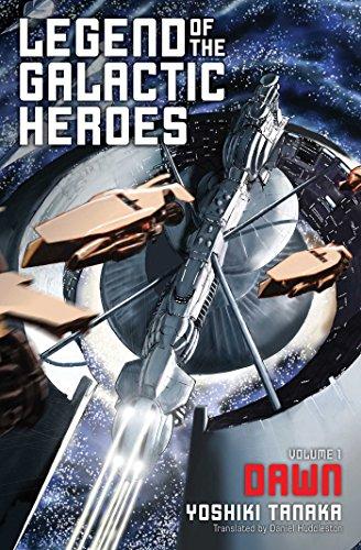 Legend of the Galactic Heroes Volume 1