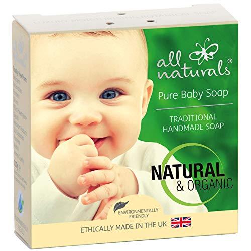 All Naturals - Jabón orgánico puro...