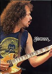 サンタナ パンフレット SANTANA TOUR JAPAN 1991 日本公演 1991年5月15日~5月22日 日本武道館 他 コンサート ライブ ツアー 公演 プログラム 写真集