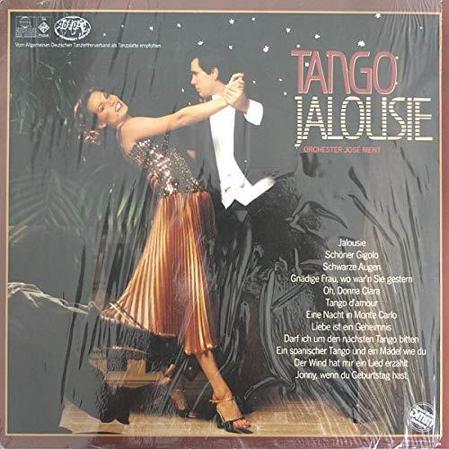 Jo Ment & His Orchestra - Tango Jalousie - Ariola - 206 114