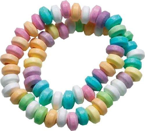 Süßigkeiten Halskette (Packung mit 12)