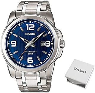 Casio Stainless Steel Watch for Men [MTP-1314D-2AV]