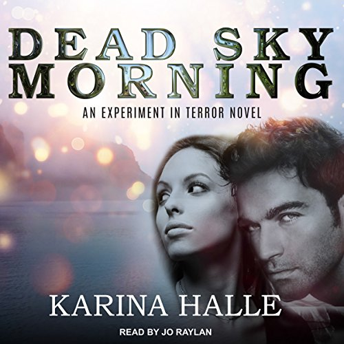 Dead Sky Morning audiobook cover art