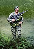 Collector's Showcase Vietnam War CS01040 John Wayne Green Beret Colonel Mike Kirby 1:30 Scale Pewter
