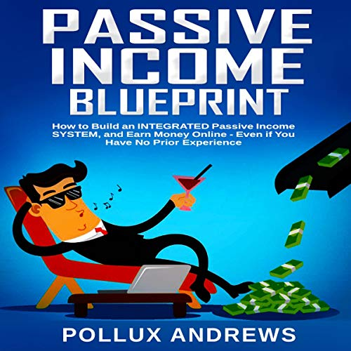 Passive Income Blueprint Titelbild