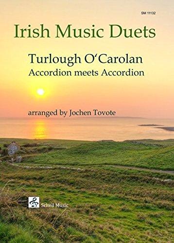 Irish Music Duets: O' Carolan: Accordion Meets Accordion (Akkordeon-Noten, Akkordeonnoten)