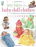 Itty Bitty Baby Doll Clothes (Annie's Attic: Knit)