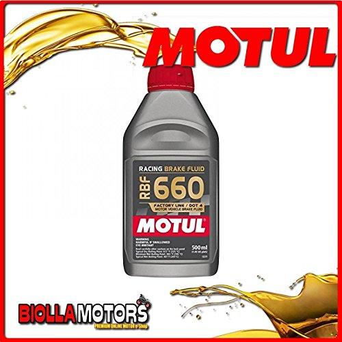 MOTUL10-LÍQUIDO DE FRENOS ACEITE MOTUL RBF 660 FACTORY LINE