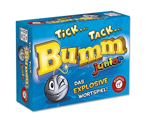 Tic Tac Boum Junior - Langue : allemand