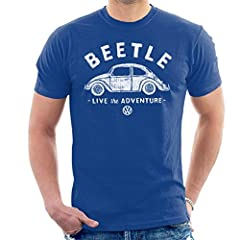 Men's T-Shirt PLEASE USE OUR SIZE GUIDE IN THE IMAGE GALLERY High quality, Volkswagen product. Official merchandise.
