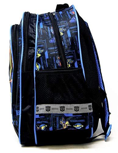 51IBAyuIGhL - Transformers Team Up - Mochila escolar (38 x 29 x 18 cm, para DIN A4), diseño de Optimus & Bumblebee