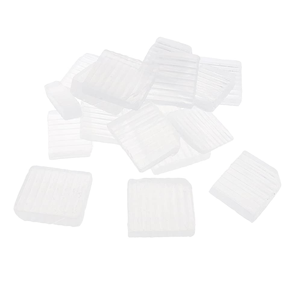 同性愛者船乗りオプショナルSharplace 透明 石鹸ベース DIY 手作り 石鹸 約1 KG