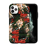 Desconocido iPhone 12 Case, James Bike Franco TV162_5 Case For iPhone 12 Protective Phone Cover, Abstract Funny Gorgeous [Double-Layer, Hard PC + Silicone, Drop Tested]