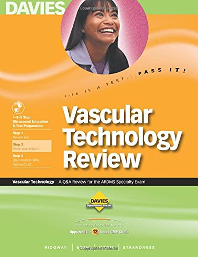 Vascular Technology Review: A Q&A Review for the ARDMS Vascular Technology Exam