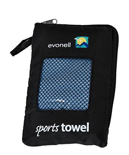 Evonell Handtuch UltraLight, blau