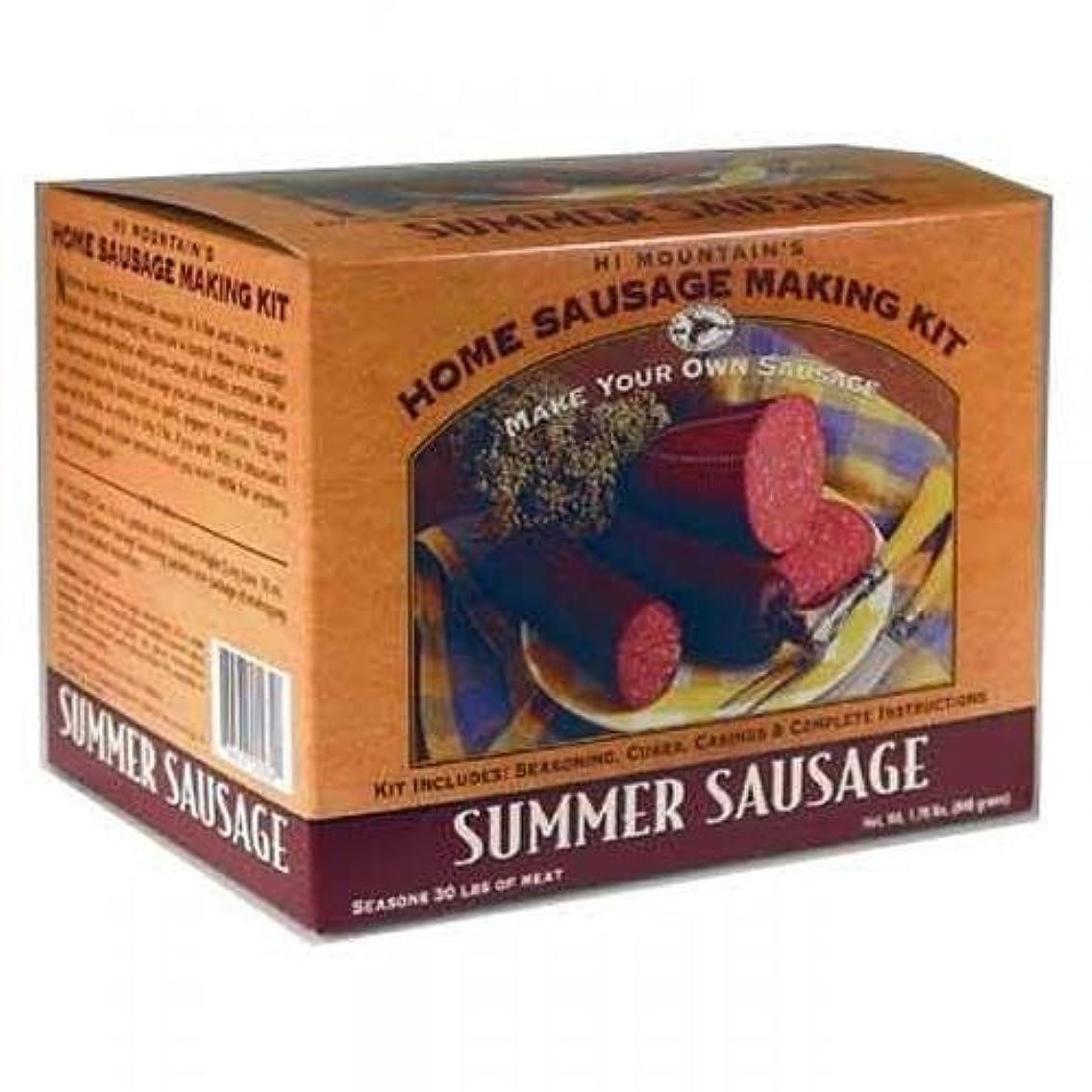 Mountain Jerky – Original Summer Sausage Kit – Make Your Own Sausage
