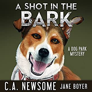 A Shot in the Bark cover art