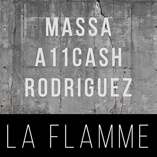 Rodriguez, A11CASH & Massa
