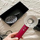 Secador de pelo Cepillo de aire caliente y voluminizador alisador de pelo, rodillo de peine de un paso de iones eléctrico cepillo secador de soplado (color: verde militar, tamaño: EE. UU.1)