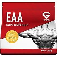 GronG(グロング) EAA 必須アミノ酸 オレンジ風味 500g