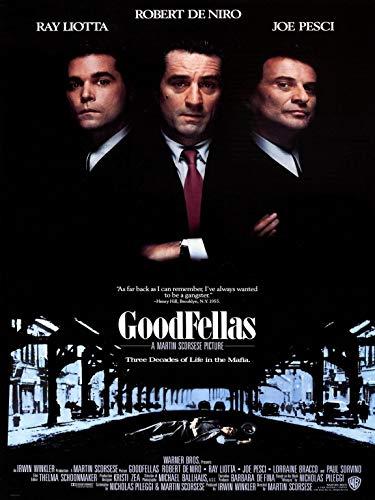 GoodFellas popular película HD Póster de Credence Collections 30,5 x 40,6 cm