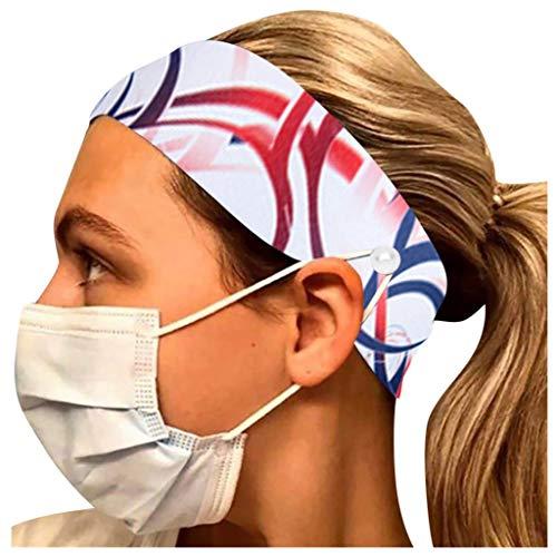 Bouton Bandeau Fluo Headband Cheveux Femme Headband Sport Headband Fleur Headband Bebe Fille Headband Cheveux