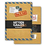 Hidden Games Tatort Krimispiel Fall 4, Escape Room Spiel