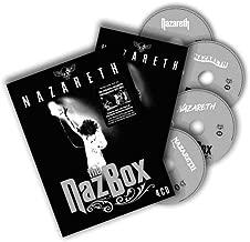 nazareth cd box set
