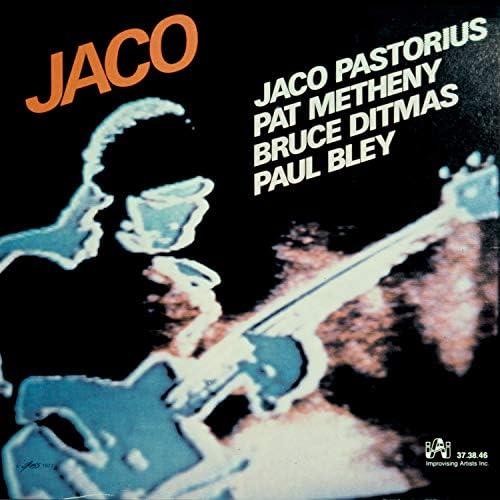 Jaco Pastorius, Pat Metheny, Bruce Ditmas & Paul Bley