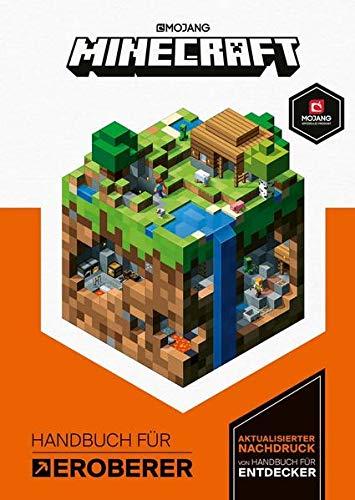 Minecraft, Handbuch für Eroberer: Ein offizielles Minecraft-Handbuch