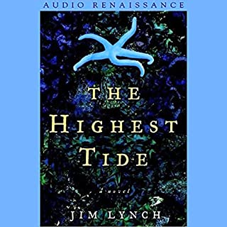The Highest Tide audiobook cover art